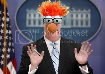 Robert Gibbs aka Beaker