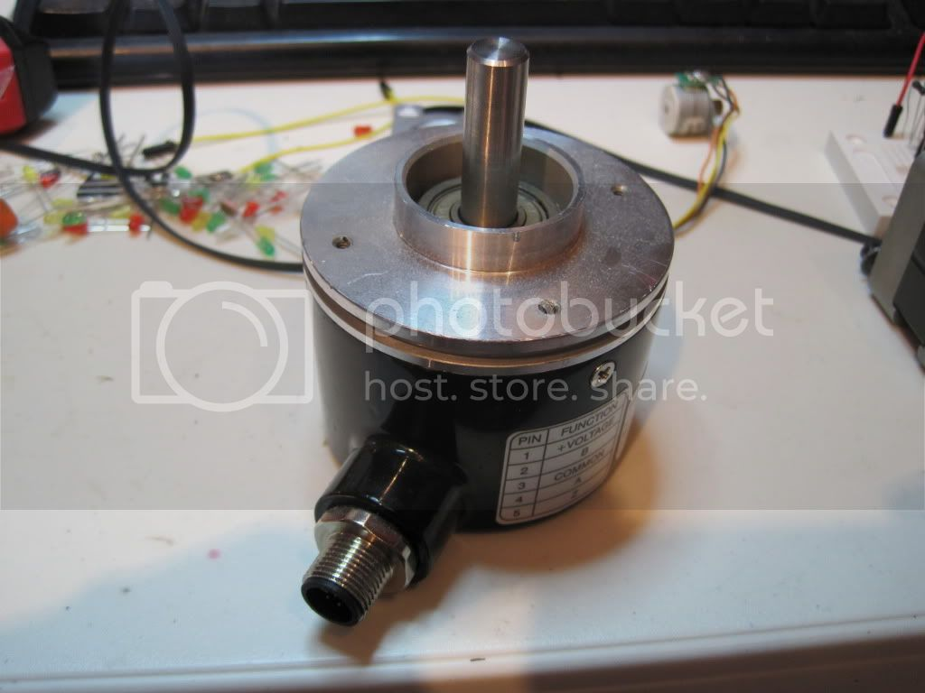 Dynapar Servo Encoder